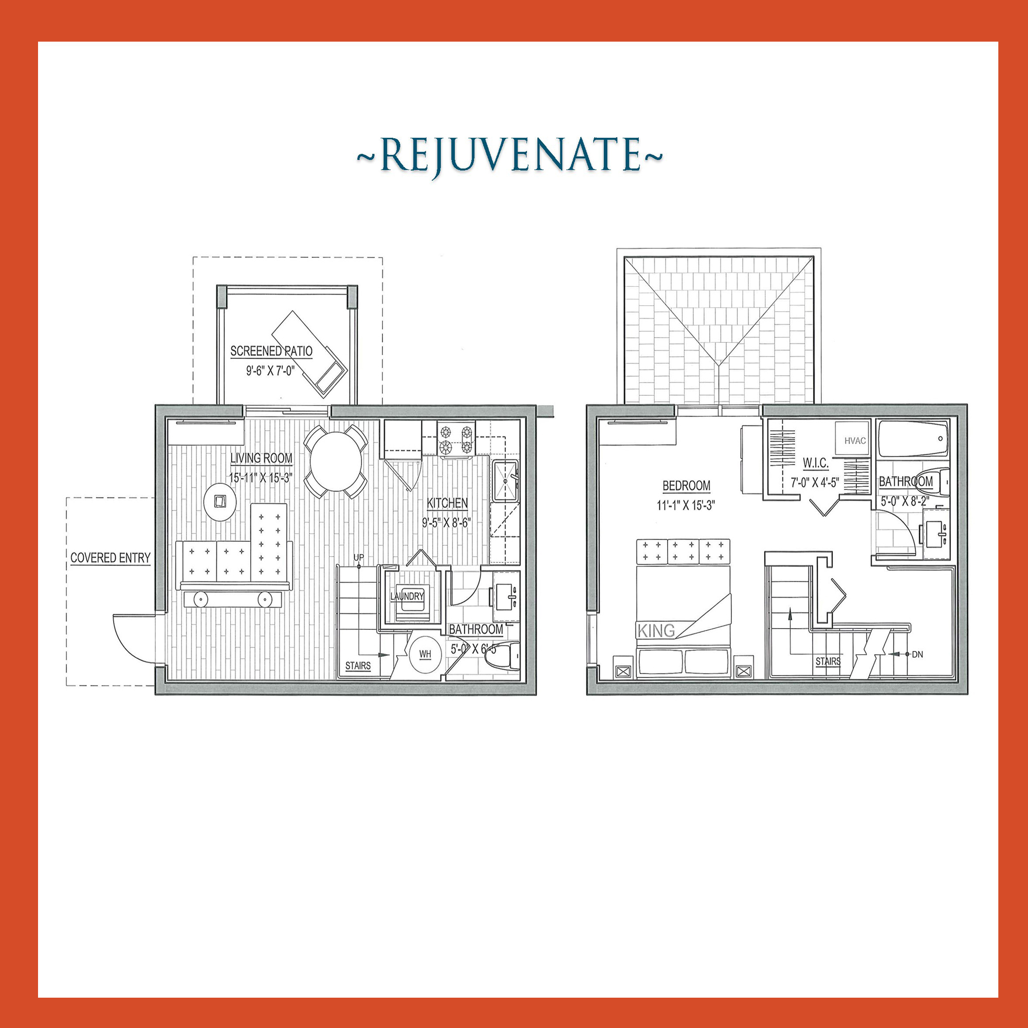 Rejuvenate Townhome